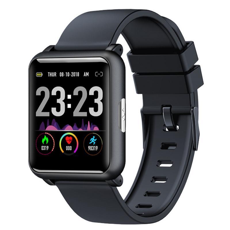 H9 Smart Bracelet PPG + ECG Blood Pressure Heart Rate Meter Step ECG Bracelet IP68 Waterproof Smart Wristband