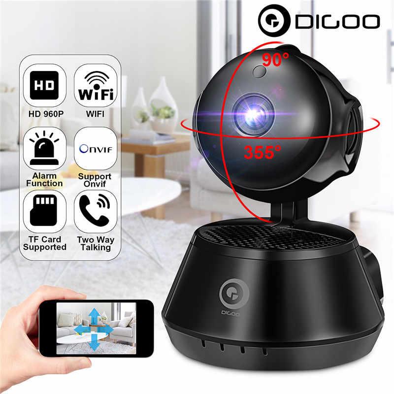 DIGOO DG M1X M1X HD 960P Wired Wireless Wifi Pan/Tilt Night