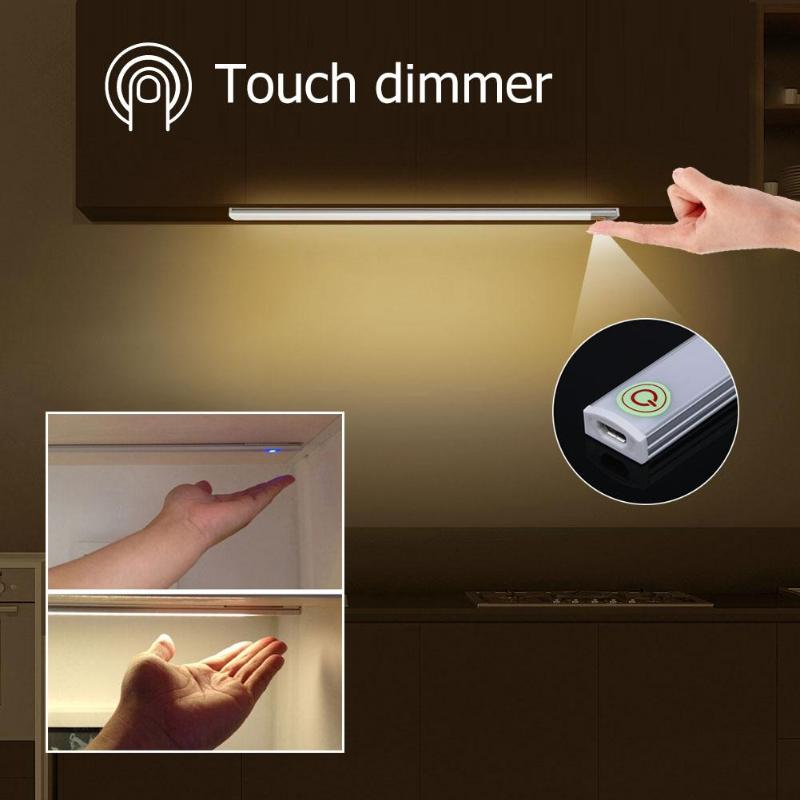 21LED Night Light 6W Dimmable Touch Sensor Lamp Under Cabinet Closet Lights Bedroom Lamp21LED Night Light 6W Dimmable Touch Sensor Lamp Under Cabinet Closet Lights Bedroom Lamp