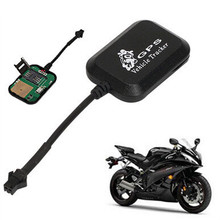 Mini Car Vehicle Bike Motorcycle GPS/GSM/GPRS Real Time Tracker Tracking Device For Automo