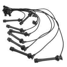 Sistema De Ignição Do Carro VODOOL Spark Plug Fio Set Cabos de Ignição Kit Chumbo 90919-22262 para Lexus LS400 4.0L- v8 90-94 Car Styling