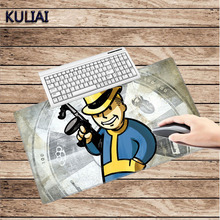 XGZ Games Fallout Large Mouse Pad Anime Rubber Non-slip Pc Gamer Coraline Gaming Keyboard Office Decoration Desk Mini