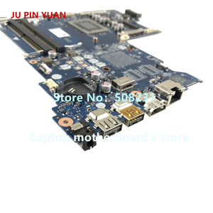Ju pin yuan 854958-601 854958-501 854958-001 LA-D713P материнская плата для HP 15-BA 15Z-BA материнская плата для ноутбука A10-9600P полностью протестирована