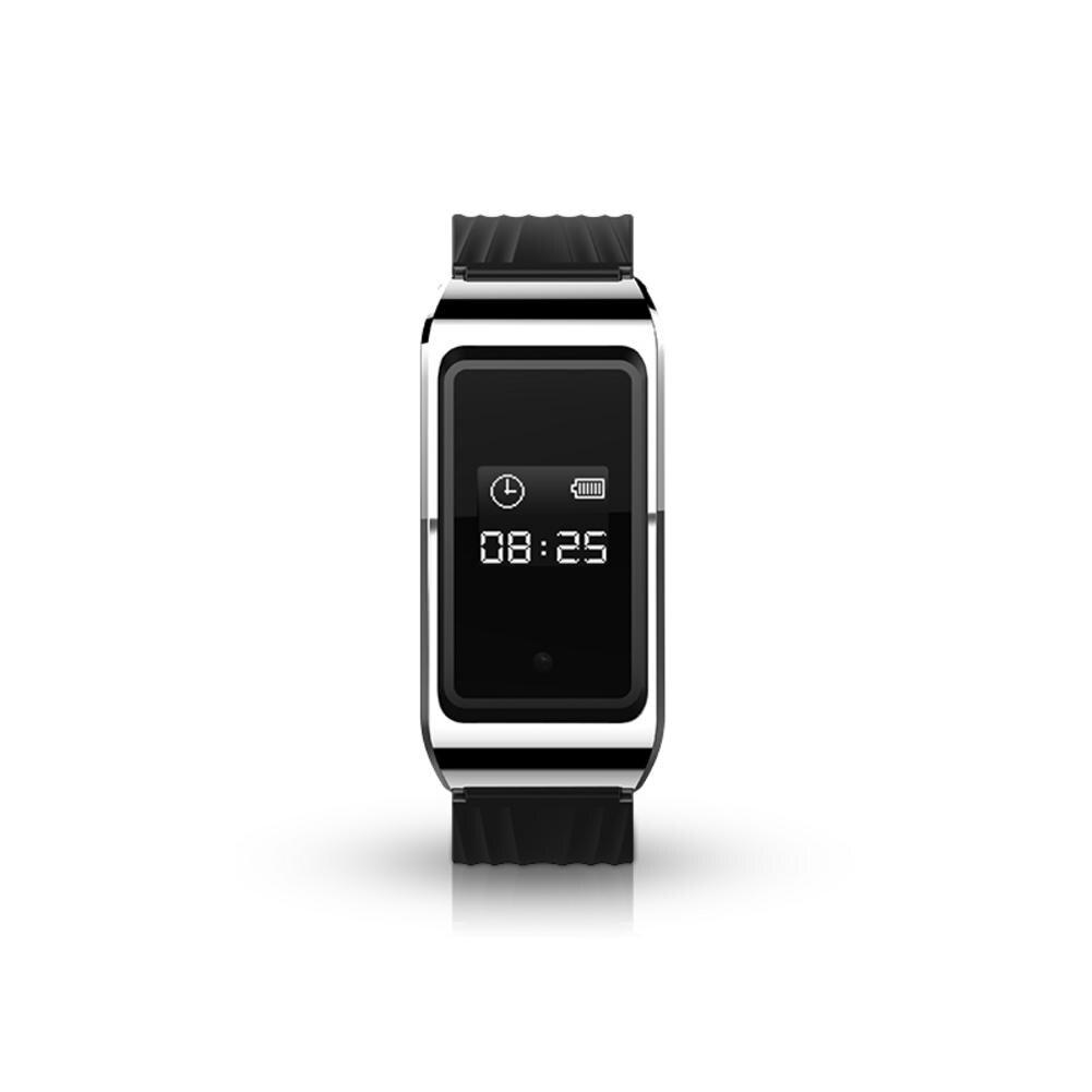 D6 Portable Audio Video Watch Bracelet Business Meeting Video Recorder Bracelet D6 Recording Bracelet Voice Audio Sound Voice Re