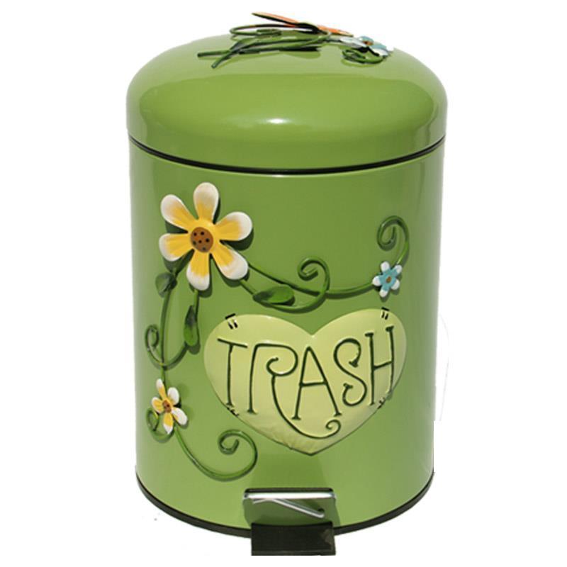 Pattumiera Trash Papelera Habitacion Reciclaje De Garbage Bag Holder Pedal Poubelle Recycle Dustbin Cubo Basura Rubbish Bin in Waste Bins from Home Garden