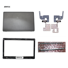 Laptop cover For Asus K52 A52 X52 K52f K52J K52JK A52JR X52JV A52J 13GNXZ1AM044-1 LCD Back Cover/LCD front Bezel/Hinges/bracket new lcd bezel front cover for asus zenbook ux303l ux303 u303l ux303lnb laptop cover
