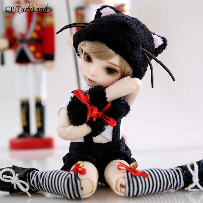 OUENEIFS Shiwoo Littlefee הפיות bjd sd בובת 1/6 גוף דגם תינוק בנות בני בובות עיניים באיכות גבוהה צעצועי חנות luodoll