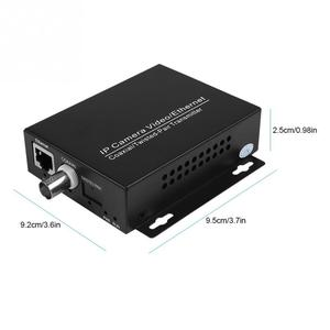 Image 5 - 1Pair Ethernet IP Extender Over Coax HD Network Kit EoC Coaxial Cable Transmission Extender for Security CCTV Cameras