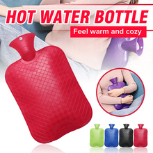 2000ml Hot Water Bottle Hand Warming Water Bottles Winter Hot Water Bags Bottle Warm Relaxing Heat Cold Therapy