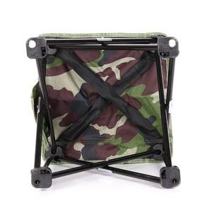 Image 4 - Mini Portable Folding Stool,Folding Camping Stool,Outdoor Folding Chair for BBQ,Camping,Fishing,Travel,Hiking,Garden,Beach,Oxf