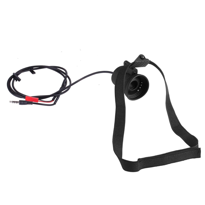 FFYY 80 inch Monocular Mini Micro Display HD Night Vision with Headband Goggles AV Series for FPV Monitor