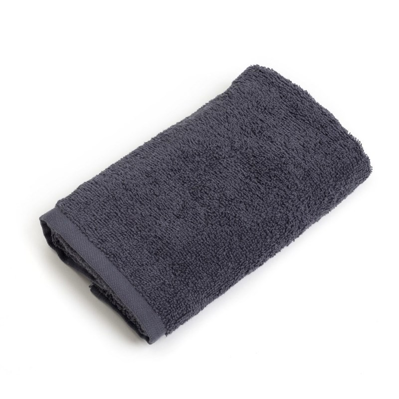 Towel Terry 70*130 cm gray 100% cotton basic cotton towel 1pc