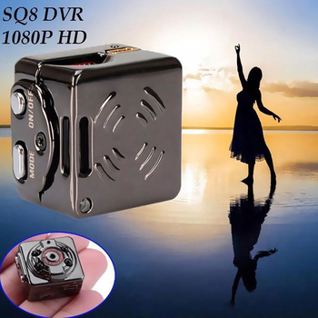 Mini Sports DV Video Motion Camera 1080P Full HD Car DVR Dash Cam Camcorder 12MP Car DVR Camera Recorder Outdoor DVD Cam kamera image