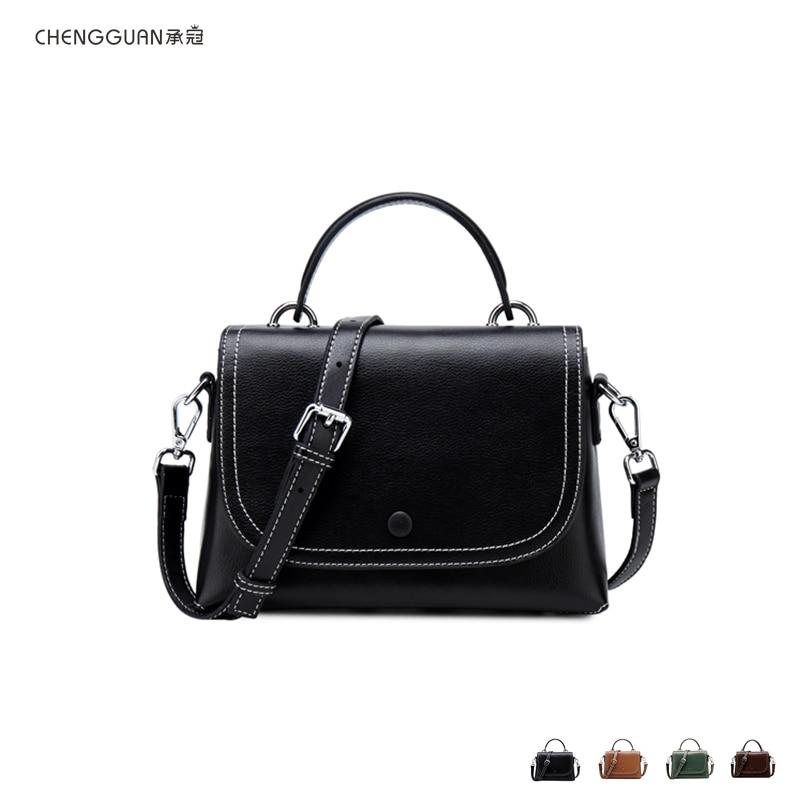 Genuine Leather Handbags