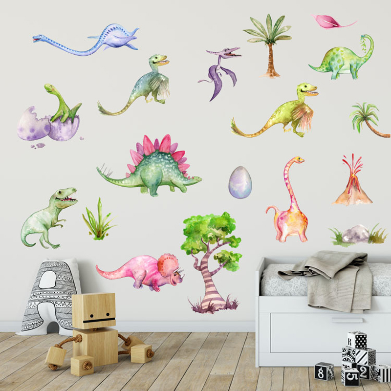 Kids Dinosaur Decorative Single Outlet Wall Plate