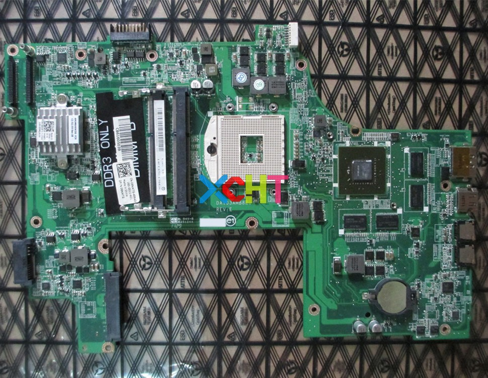 CN-09NWTG 09NWTG 9NWTG DAV03AMB8E1 DAV03AMB8E0 for Dell Inspiron 17R N7110 Laptop Notebook PC Motherboard Tested