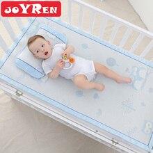 Детский матрас для лета, детский спальный коврик для кровати, дышащий коврик, детское постельное белье
