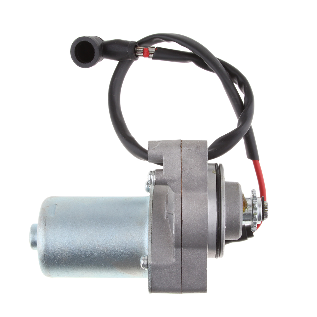 1 Pcs High Quality Motorcycle Starting Motor Electric Starter GY6 50cc 80cc  Scooter ATV Quad Bike Engine Electric Starter Motor