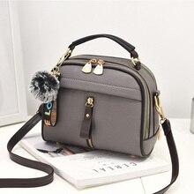 New Crossbody Bags For Women 2018 Handbag Shoulder Bag Female Leather Flap Cheap Women Messenger Bags Small Bolsa Feminina цена