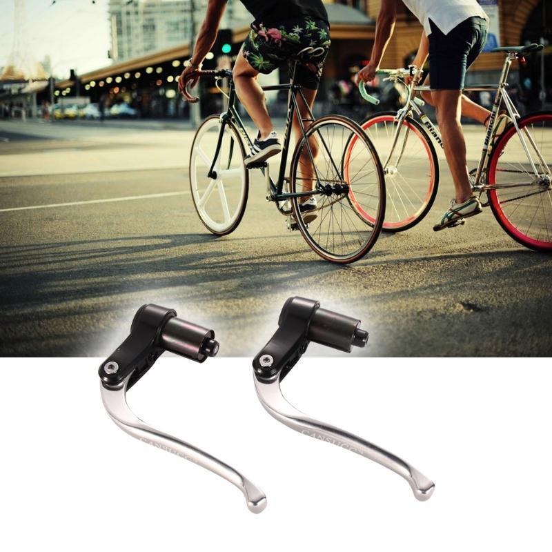 25.4mm Aluminium Fixed Gear Road Bike Racing Triathlon Bullhorn Bar Handlebar