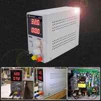 Mini Adjustable Digital DC Power Supply 110V/220V 30V 10A Adjustable Digital DC Switching Power Supply Phone Repair Rework