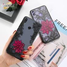 KISSCASE Sexy Lace Flower Case For Redmi 5 Plus 5A 4X 4A Soft Note 3 Pro Capinhas Coque Funda