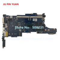 JU PIN YUAN 802522 601 802522 501 802522 001 For HP 850 G1 840 G1 Laptop motherboard 6050A2559101 MB A03 i7 4600U fully Tested