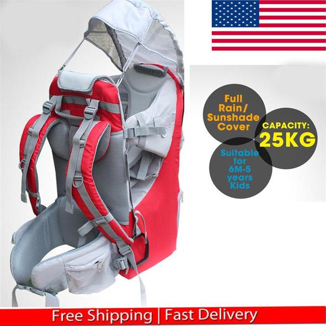 OULII Toddler Carrier Backpack - O15626