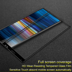 На Алиэкспресс купить стекло для смартфона for sony xperia 10 tempered glass film imak pro+ full coverage screen protector protection for sony xperia 10 plus glass ab glue