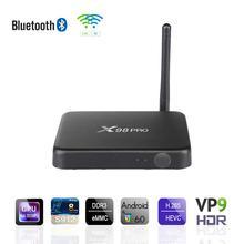 X98 PRO Smart TV Box Android 6.0 Amlogic S912 Octa-Core