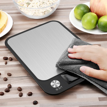CX - 288 5000g / 1g Digital Electronic Kitchen Scale Accurate Measure Tare Function Lightweight Auto Off High Quality Scale