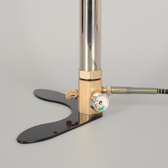 (Separador de agua de aceite de regalo) Mini compresor de aire de alta presión 3 etapas PCP bomba de aire manual de caza 300bar 30mpa 4500psi