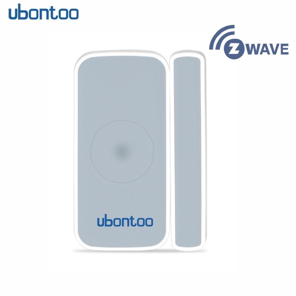 Capteur de portes de fenêtres sans fil z-wave pour détecteur de sécurité domestique 868 MHz système d'alarme intelligent