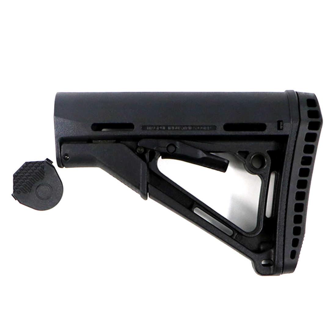 Вода Гель Blaster CTR запас для работника F10555 CTR буферная трубка и перекрещивающимся ремешком; Gen.8 M4 оригинальный буферная трубка-черный более поздней версии