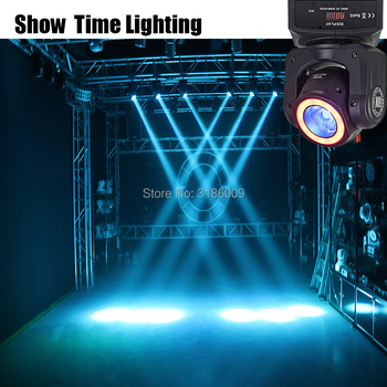 Mini led spot solar light with led strip light disco dj show RGBW 4 IN 1 60W Beam and Wash effect moivng head for KTV DJ Party can charge mini both head energy saving originality led to beam the lantern show meeting wireless move downlights lo463