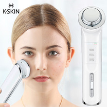 K-SKIN KD9960 ионный массажер введение инструмент для очищения лица Массажер для восстановления кожи термостат Глубокая чистка Акне терапия