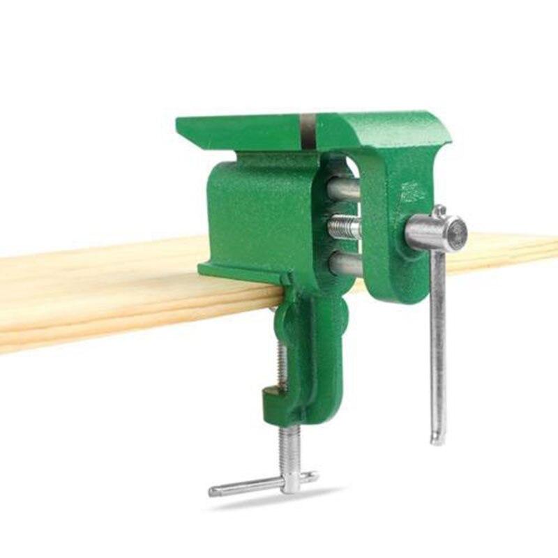 Multi-functional Woodwork Metal Table Vise Bench Vice Desktop DIY Fixture ToolMulti-functional Woodwork Metal Table Vise Bench Vice Desktop DIY Fixture Tool