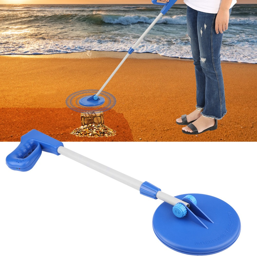Metal-Detector Underground For Your Lovely Childrens Holiday Gift Safe Portable High-Quality