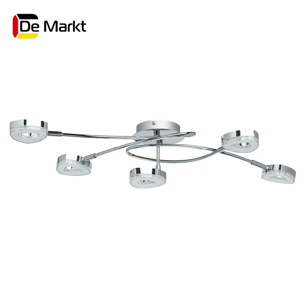 LED Bar Lights De Markt 704011305 lamp Mounted On the Indoor Lighting Chandelier lamps ноутбук lenovo ideapad 100 15iby 80mj005ark