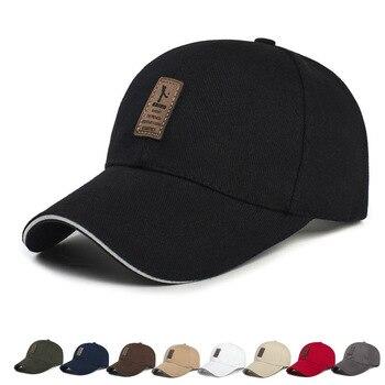 Unisex Baseball Cap Adjustable Plain Dad Hat for Women Men