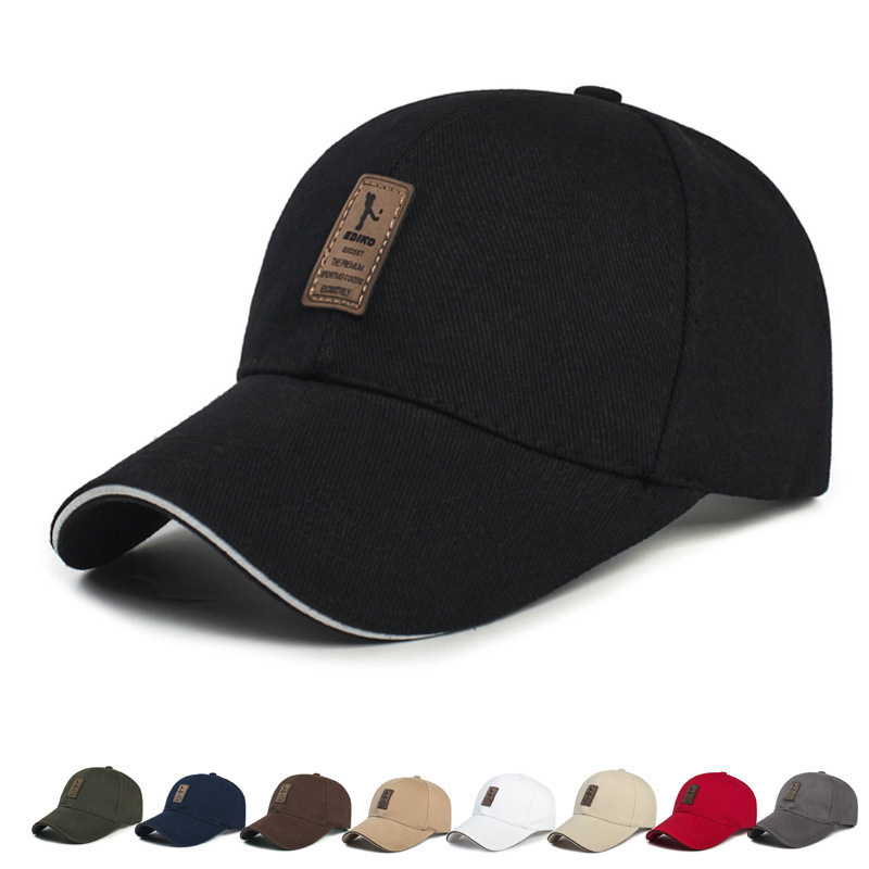 Unisex   Baseball     Cap   Adjustable Plain Dad Hat for Women Men