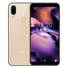 UMIDIGI A3 4G Smartphone 5.5″ Android 8.1 OS Phablet MTK6739 Quad Core 1.5GHz 2GB RAM 16GB ROM 12.0MP 3300mAh GPS Mobile Phone
