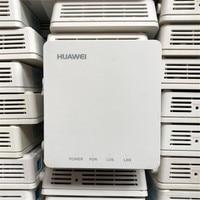 90% новый используется 20 шт. huawei HG8010H/C EPON оптический сетевой блок волокно GPON ont маршрутизатор 1GE Ont без коробки и мощность
