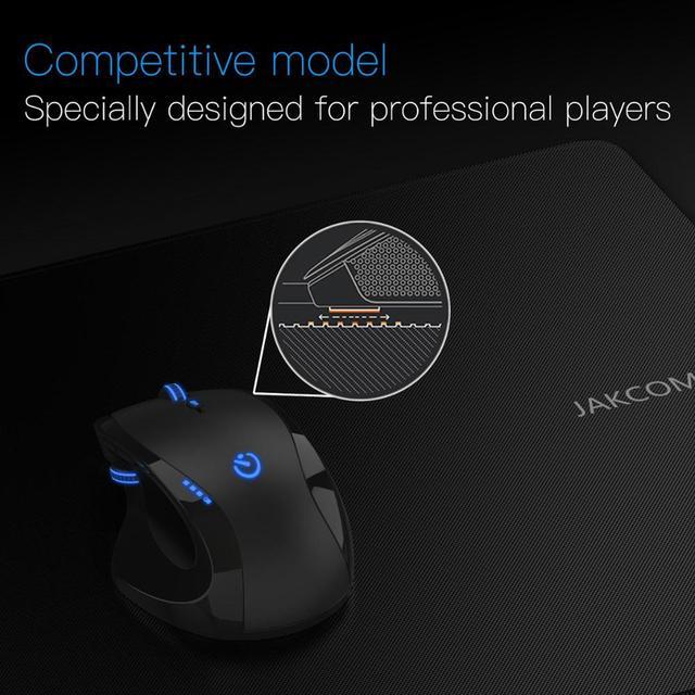 JAKCOM MC2 Wireless Mouse Pad Charger 3