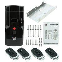 HF 011A смарт замок сенсорный сканер отпечатка пальца без ключа Bluetooth Смарт замок встроенный будильник безопасности замок для домашнего офиса