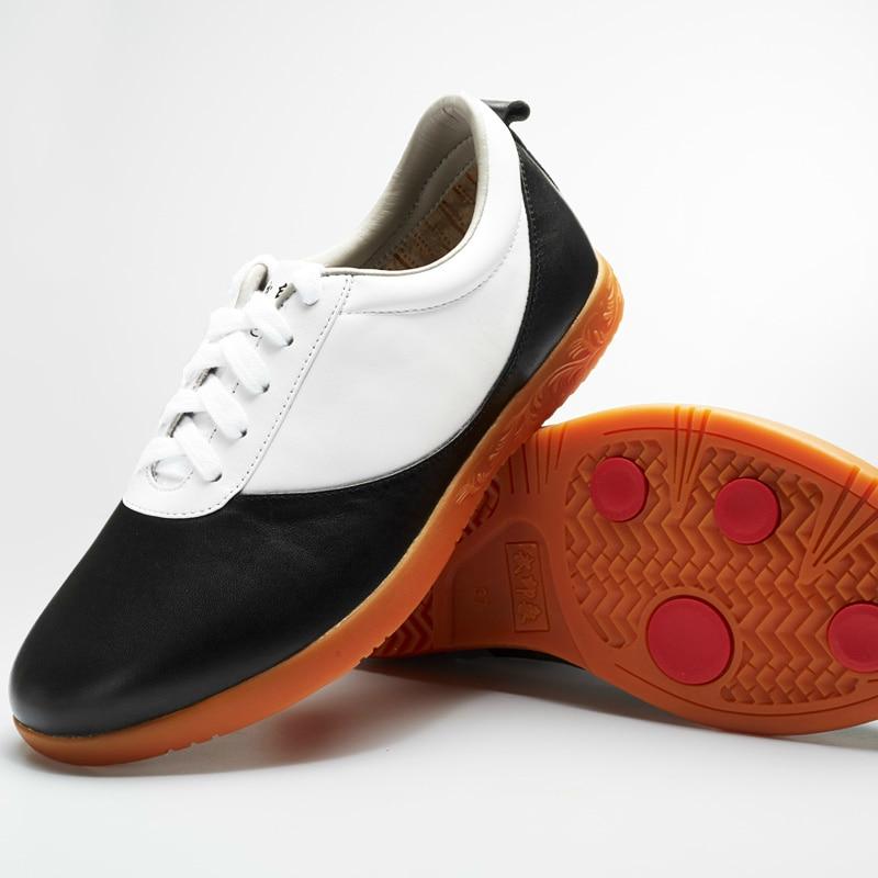 High Quality Cowhide Tai Ji Shoes 1