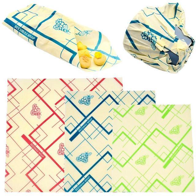 FDA Reusable Bee Wax Food Wrap