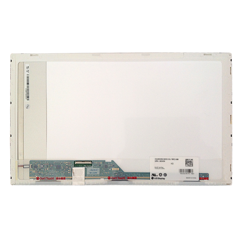 "15.6"" Laptop LCD Screen LP156WH4 TLA1 TLC1 TLD1 TLN2 TLP2 TLQ2 HT156WXB-500 LTN156AT13 LED 40 Pin Stock Grade A+(China)"