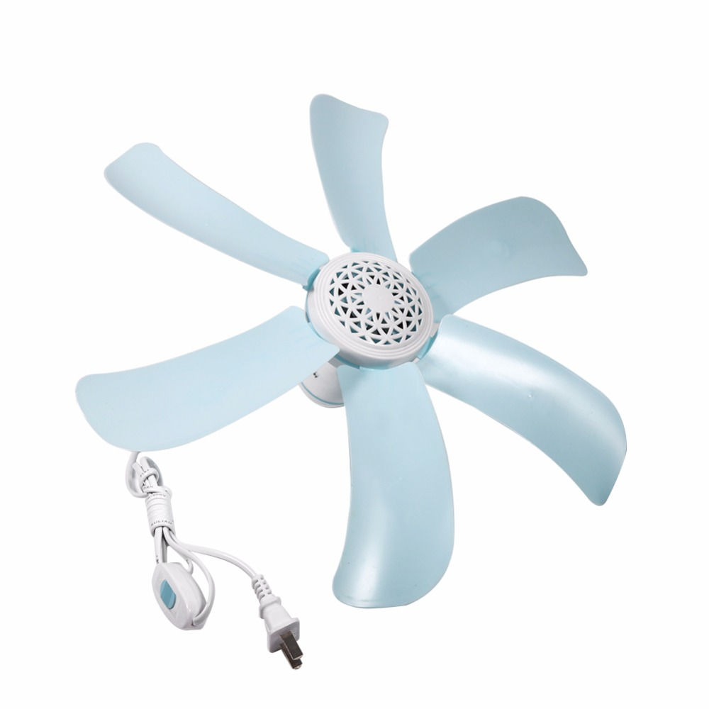 Small Ceiling Fans For Sale Electric Mini Fan Of Blue Energy Saving Fans Plastic Blade 5