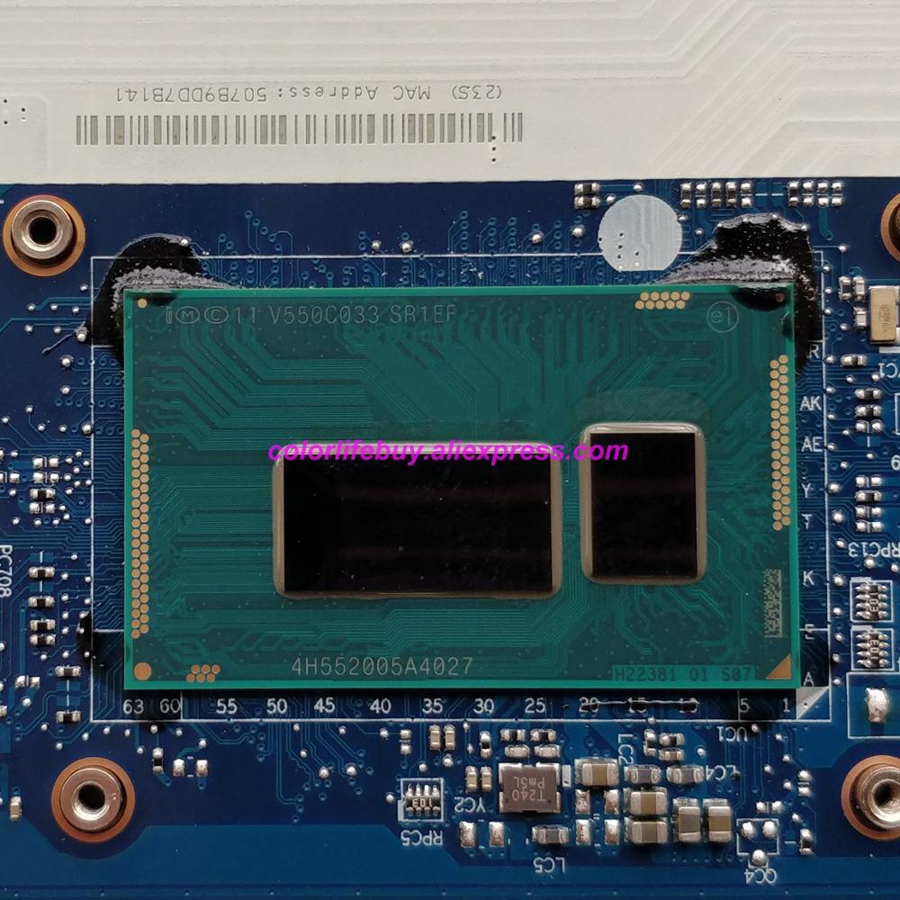 מפתחות ושלטים 5B20G45441 NM-A272 אמיתי w Mainboard האם מחשב נייד מעבד i5-4210U עבור מחשב נייד Lenovo Z50-70 (4)
